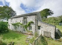 Barn conversion by T W McCarten & Son at Tredarras Barn near Altarnun, Cornwall